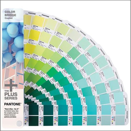 Guia Pantone Color  Bridge Coated.