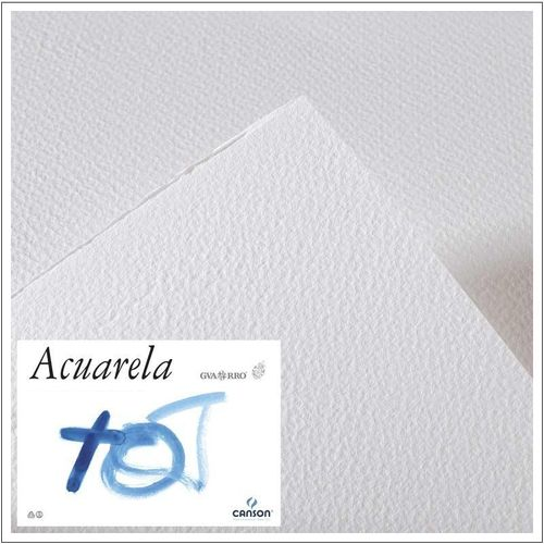 Papel Acuarela Guarro.