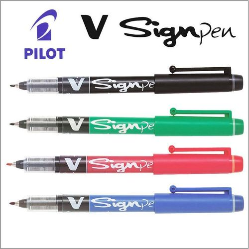 Rotulador Pilot Sign Pen