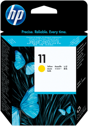Cabezal HP 11 C4813A Yellow.
