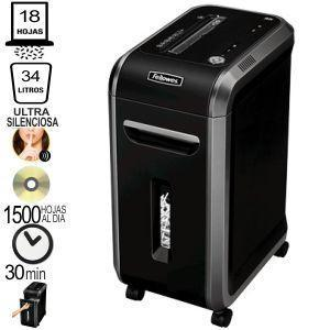 Destructora Documentos Fellowes 99CI.