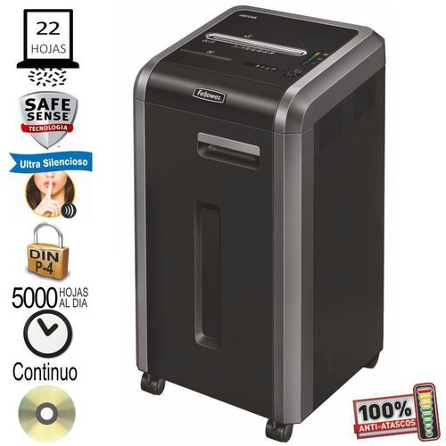 Destructora Documentos Fellowes 225CI.