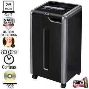 Destructora Documentos Fellowes 325Ci.