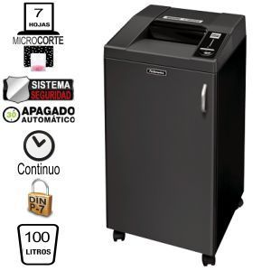 Destructora Documentos Fellowes 3250HS