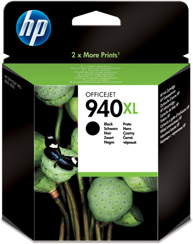 Cartucho HP 940XL C4906 Negro.