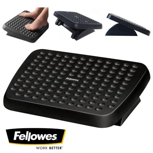 Reposapiés Ergonómico Fellowes