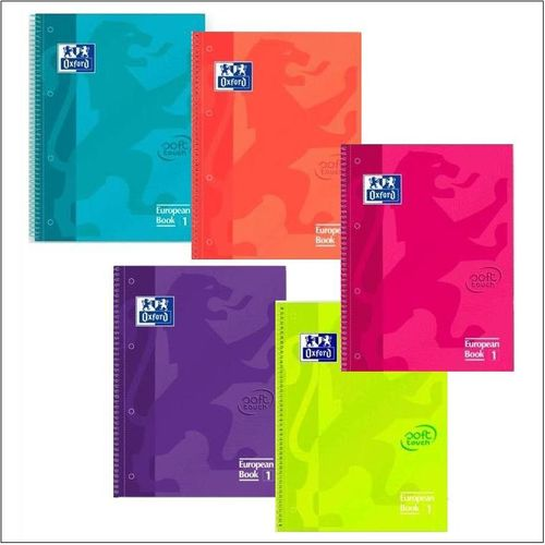 Cuadernos Oxford EuropeanBook 1 Touch.